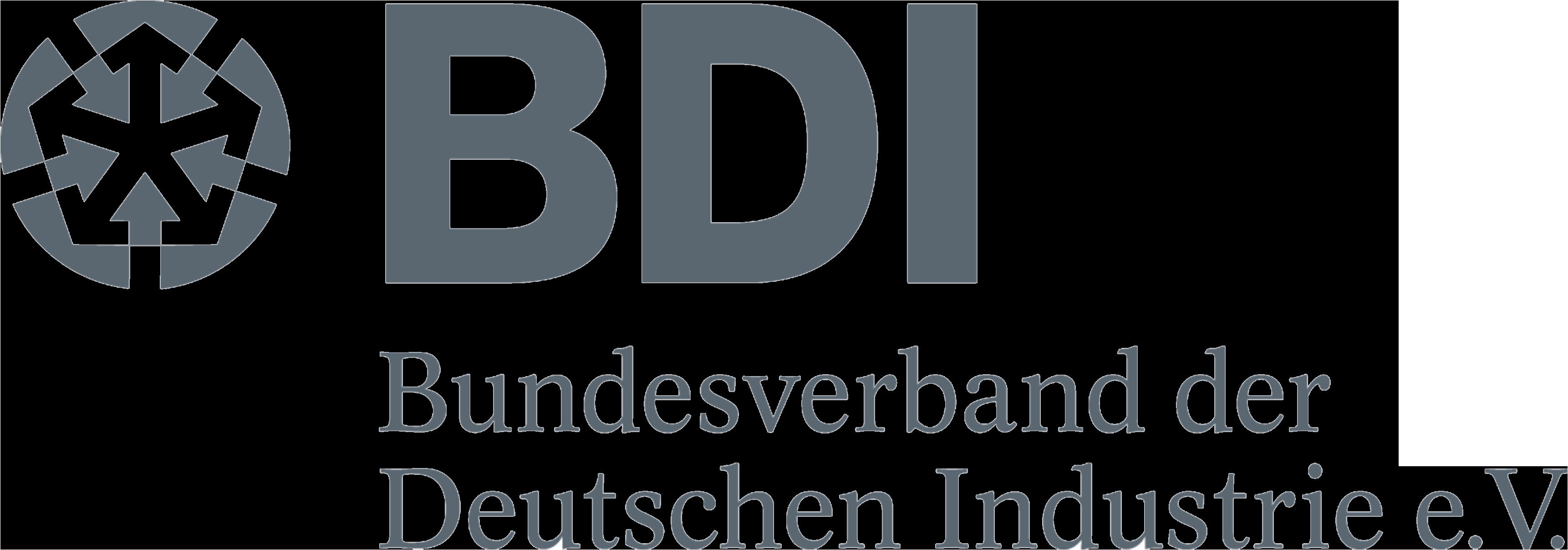BDI Logo - TRG Referenz