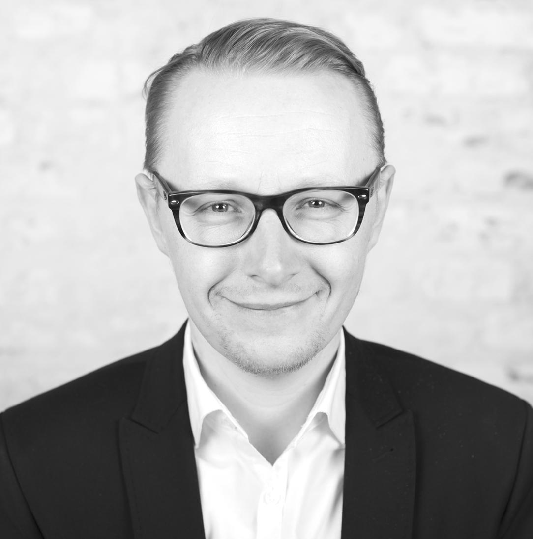 Gustav Kemter, Director Consulting & Optimization