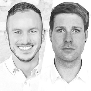 Philipp and Simon start in display marketing