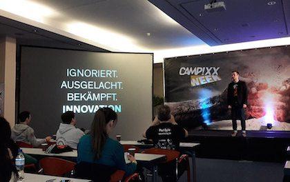 Campixx: Week 2015 – Recap SEO Campixx Tag 1