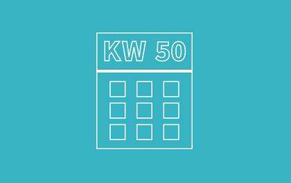 Die Woche 50 im Online Marketing