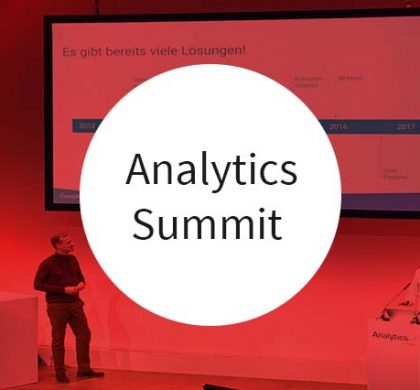 ReCap: Analytics Summit 2016