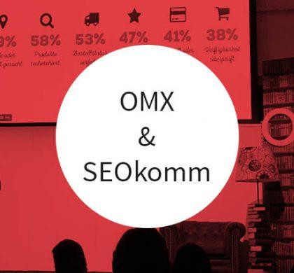 ReCap: OMX & SEOkomm Salzburg
