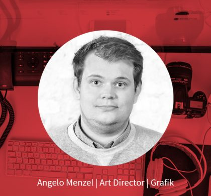 Angelo Menzel – Art Director