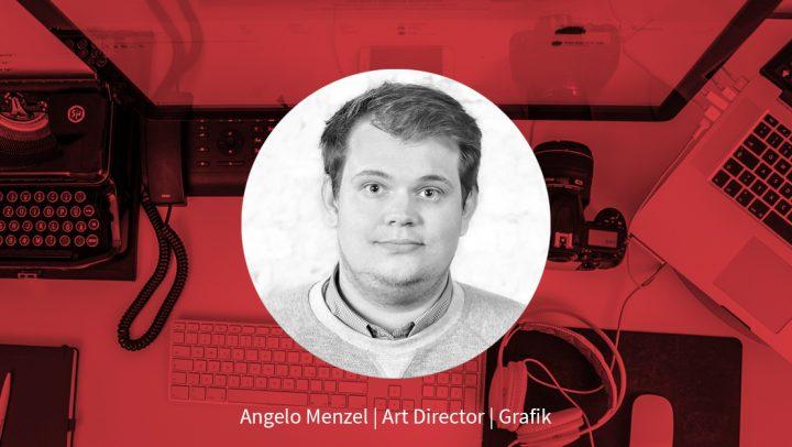 Angelo Menzel – Art Director