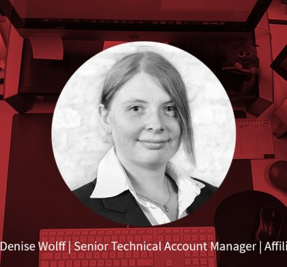 Denise Wolff – Senior Technical Account Manager