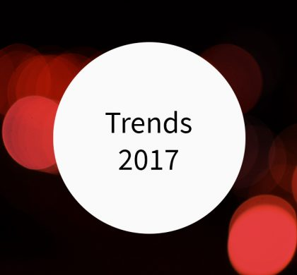 Trends im Online Marketing 2017