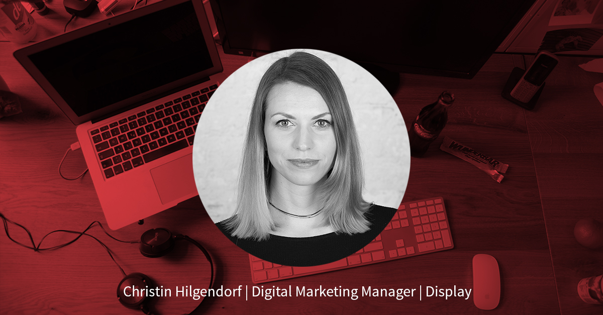 Christin Hilgendorf – Digital Marketing Manager