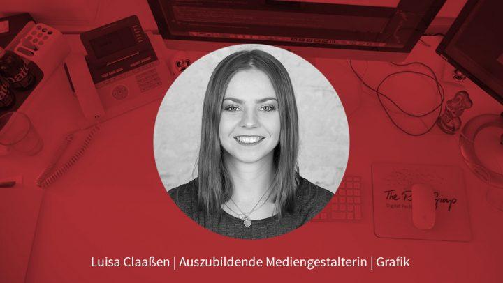 Luisa Claaßen – Auszubildende