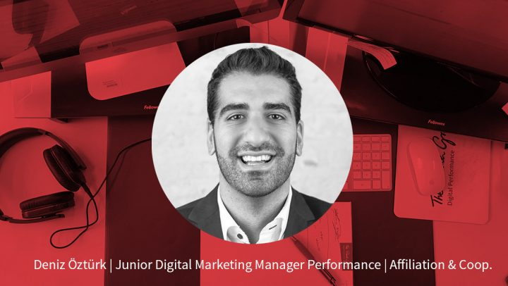 Deniz Öztürk – Junior Digital Marketing Manager