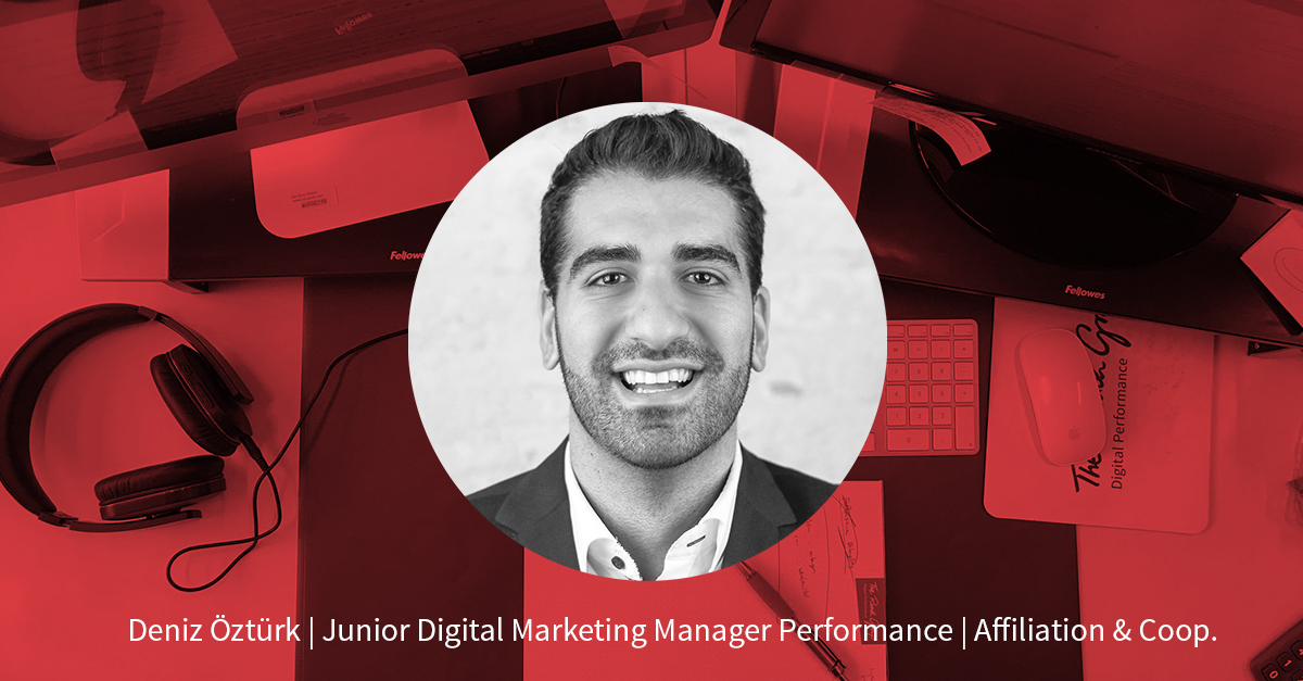 Deniz Öztürk – Junior Digital Marketing Manager