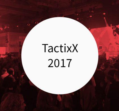 ReCap TactixX Mai 2017