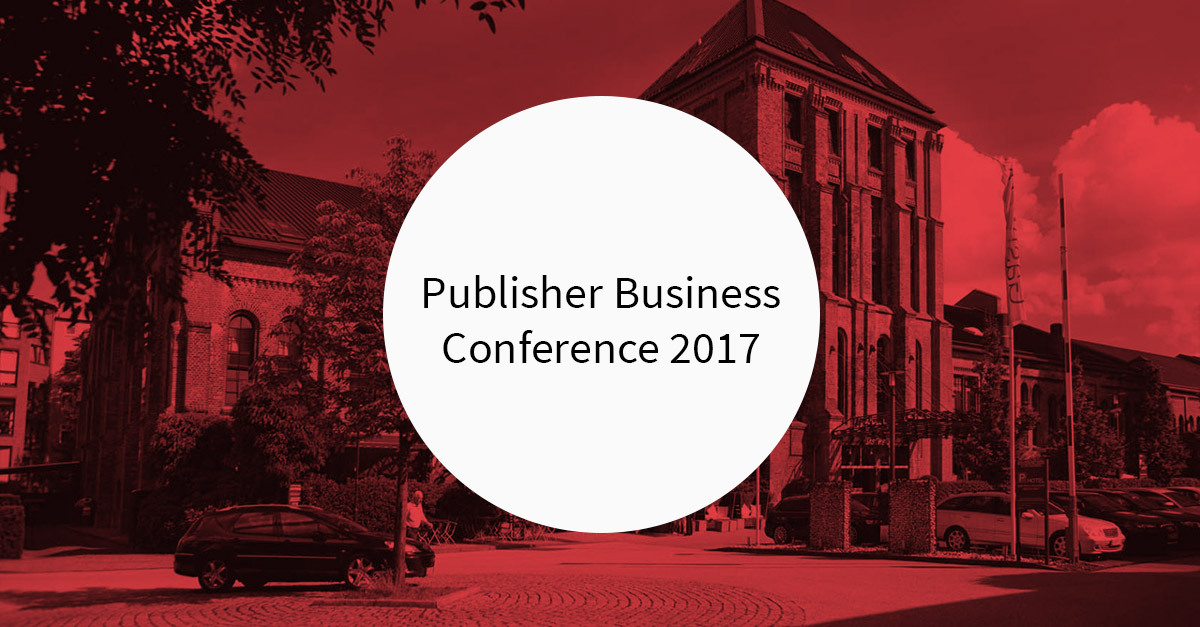 Recap Publisher Business Conference 2017