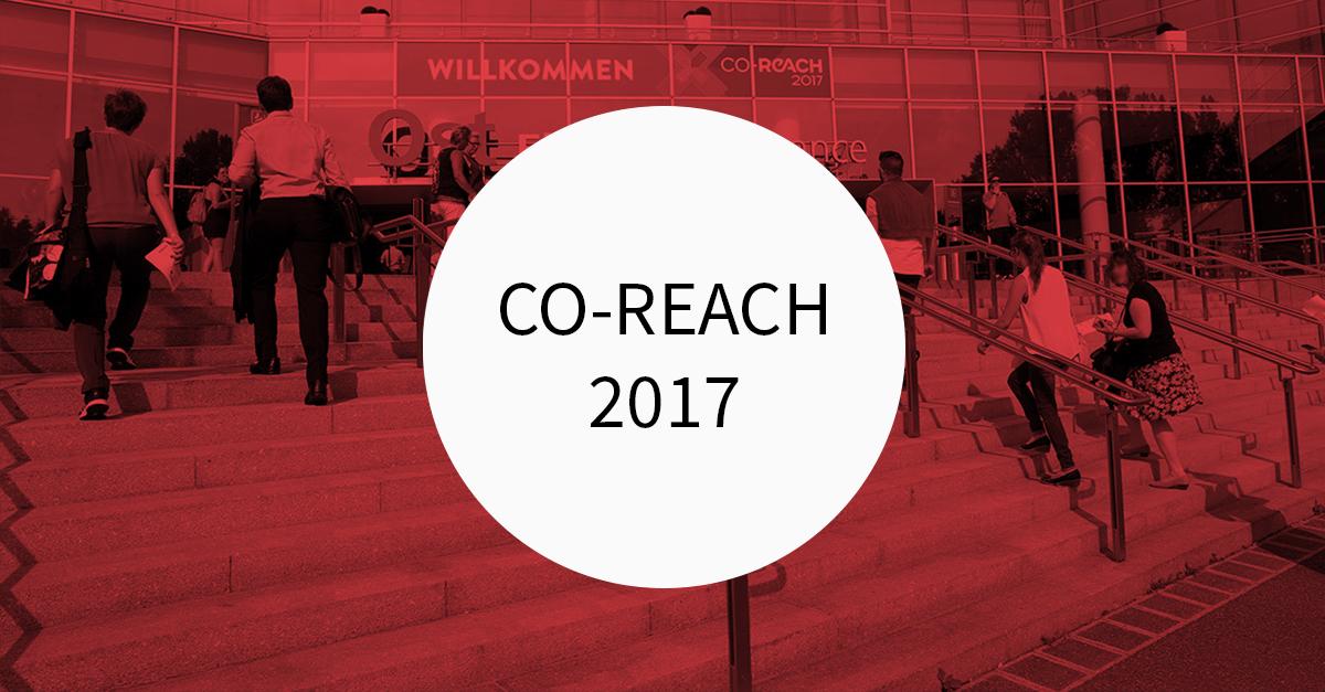 Recap Co-Reach 2017