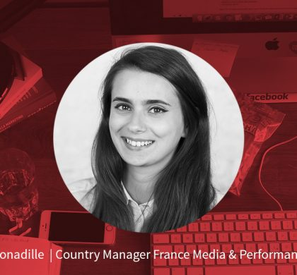 Marianne Donadille – Country Manager France Media & Performance