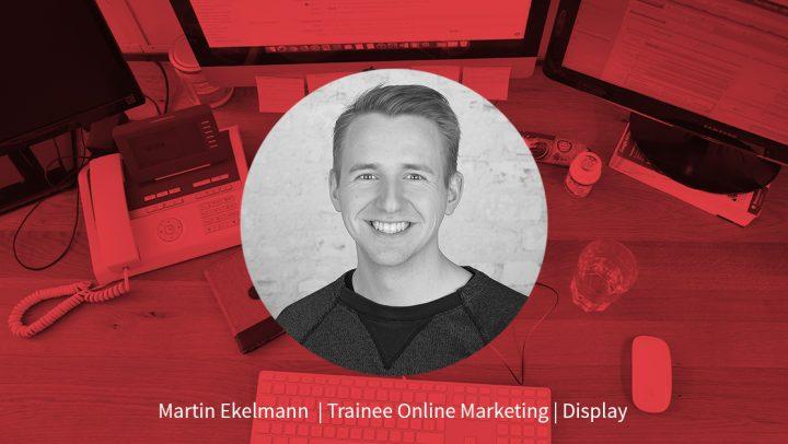 Martin Ekelmann – Trainee Onlinemarketing