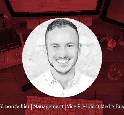 Simon Schier – Vice President of Mediabuy