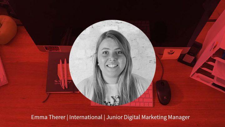 Emma Therer – Junior Digital Marketing Manager International