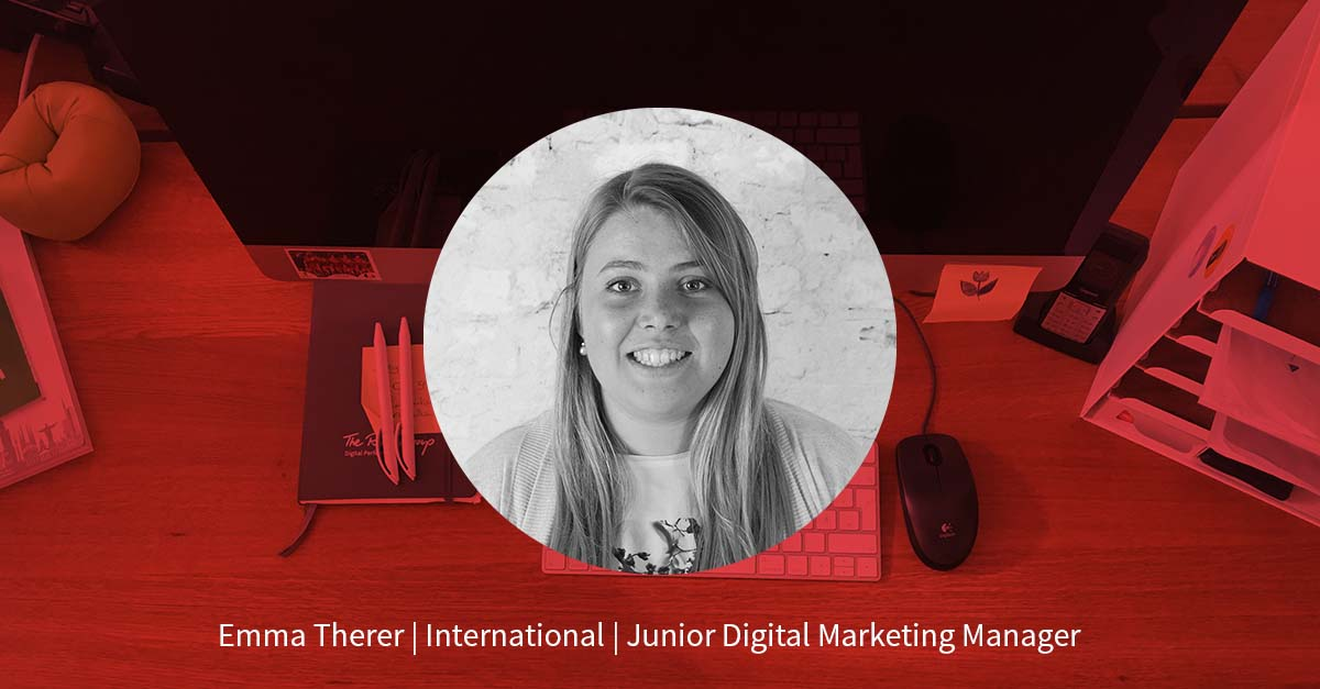 Emma Therer – Junior Digital Marketing Manager International