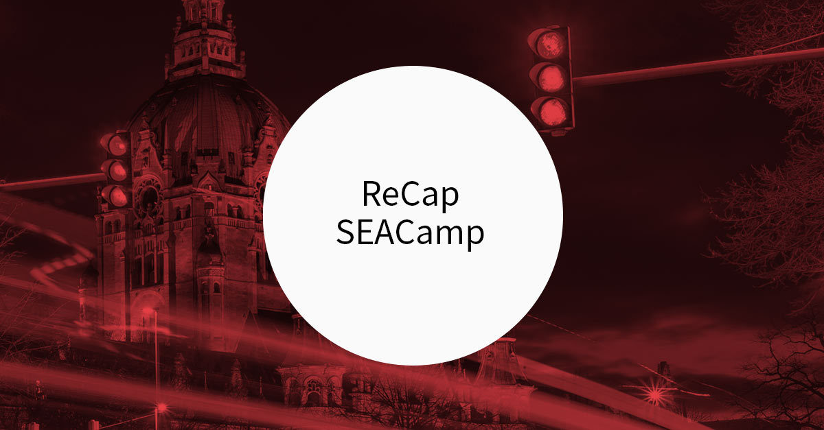 ReCap SEACamp