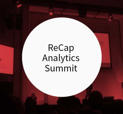 ReCap Analytics Summit